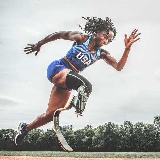 Femita Ayanbeku Tokyo Paralympics Track Training Interview