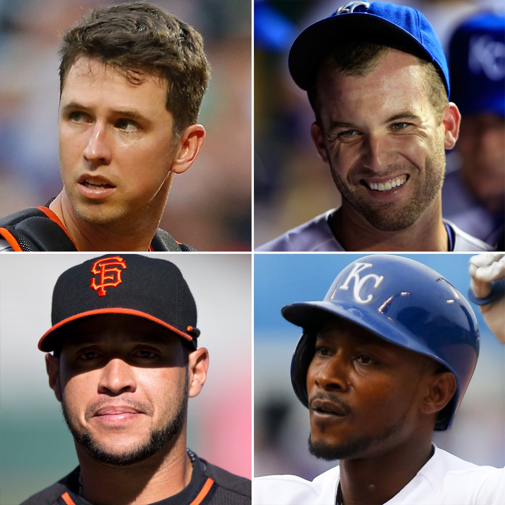 Hottest Baseball Players in the 2014 World Series | Pictures
