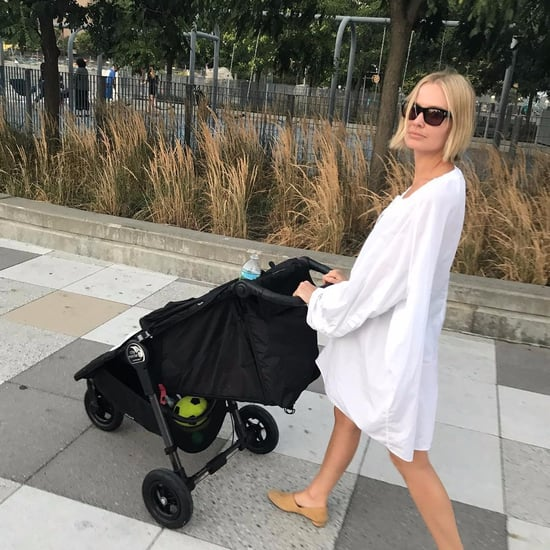 Lara Worthington Shares Pappe Australia on Instagram