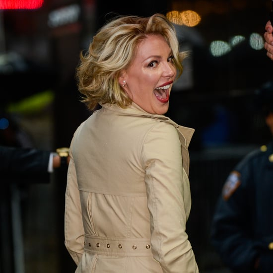 Katherine Heigl's Back-to-School Song For Her Daughters