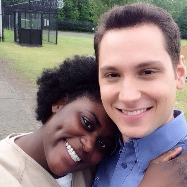 If you could hug Matt McGorry, you would too.