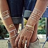 For 8-Year-Olds: Flash Tattoos