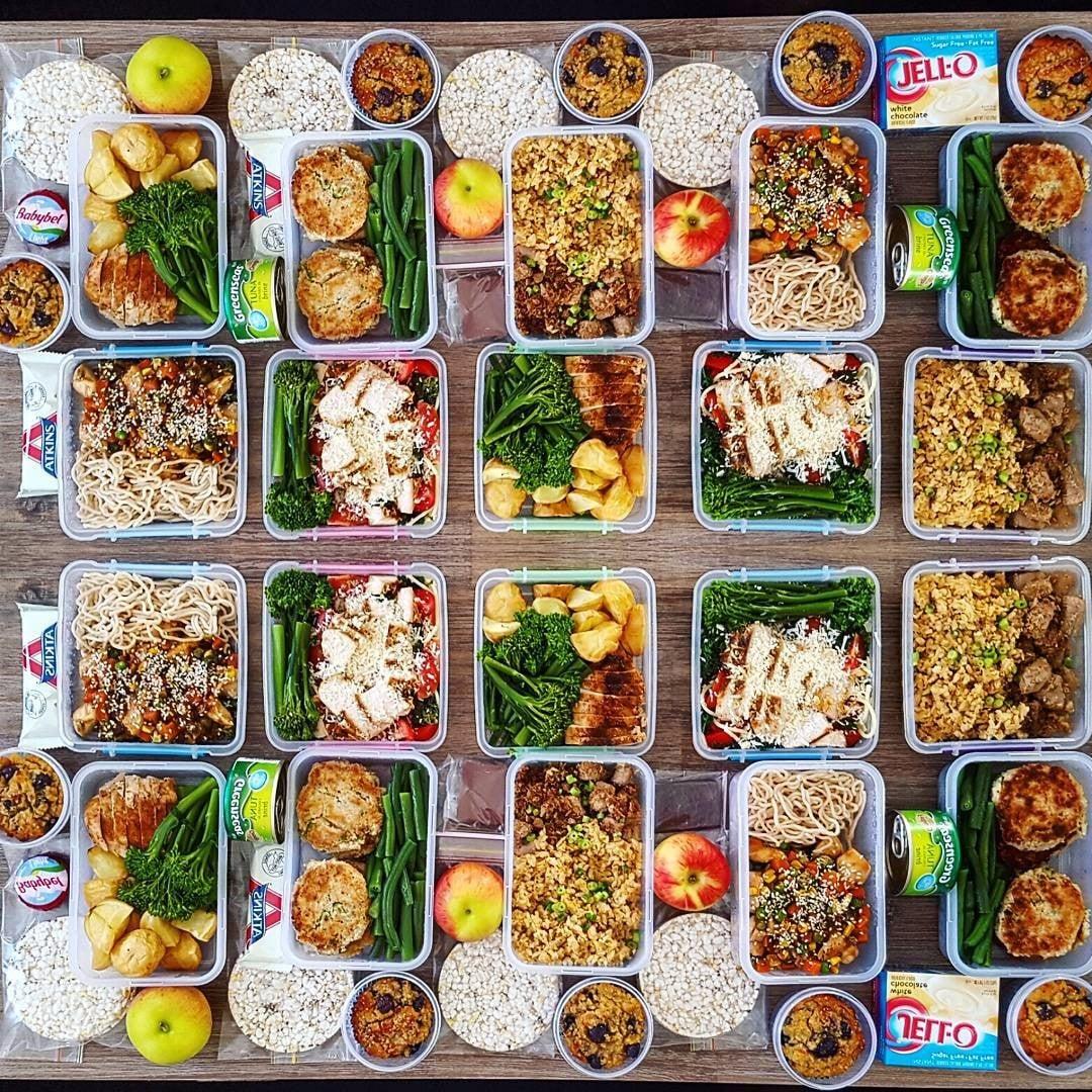 Meal Prep Ideas Popsugar Fitness Uk Photo 7