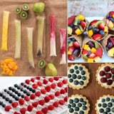 11 Creative Recipes to Get Your Kids to Eat More Fruit