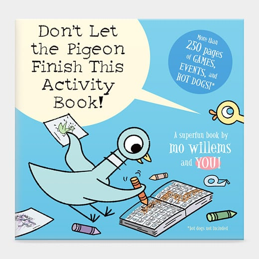 Mo Willems Activity Book