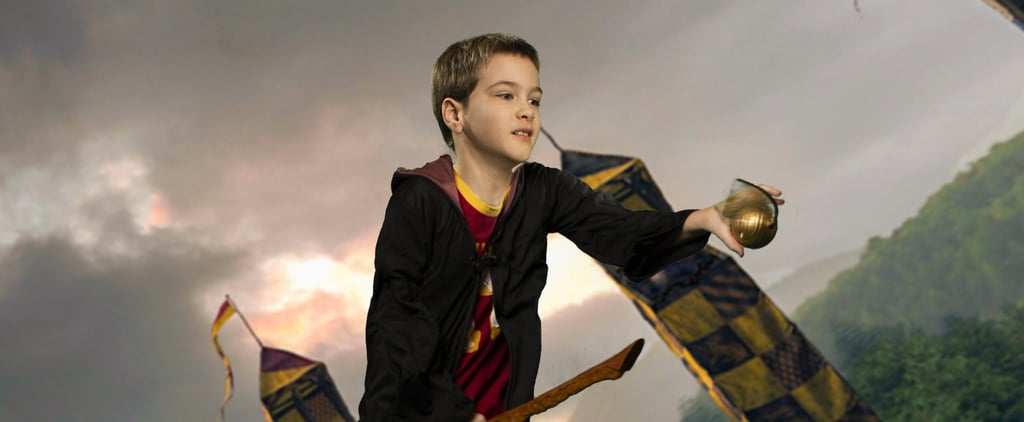Harry Potter Photo Shoot For Kids With Special Needs