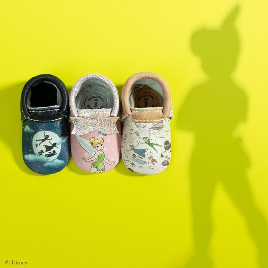 Freshly Picked Disney Peter Pan Moccasins