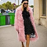 Choose a Colourful Fuzzy Coat
