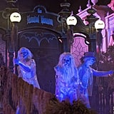Glow-in-the-dark ghosts are a sight to see.