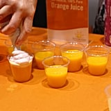 Fomz on Orange Juice