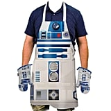 R2-D2 Star Wars Oven Mitts & Apron Set