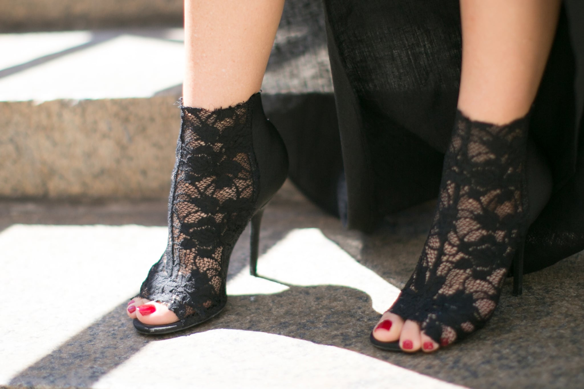 The sexiest kind of heels.