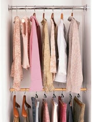 Casa Quickie: Double Your Closet Space