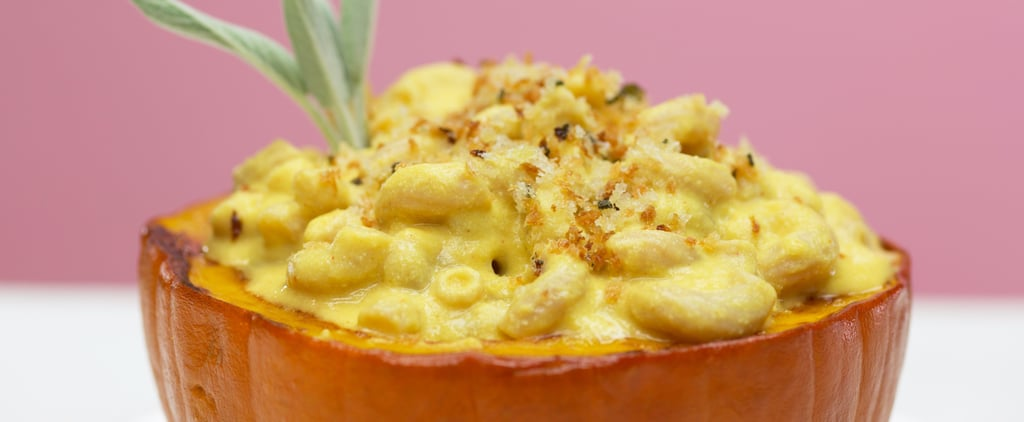 Vegan Pumpkin Macaroni and Cheese
