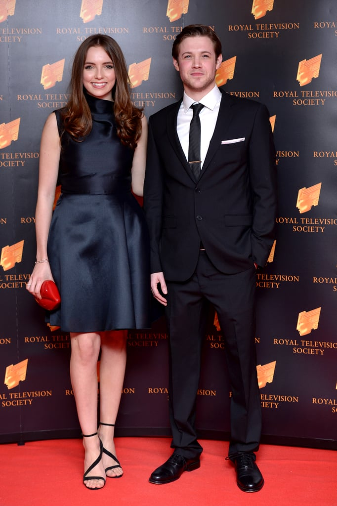 Jodie Comer at the 2014 RTS Programme Awards