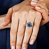 Shirley Temple's Blue Diamond Ring Didn't Find a Buyer Just Yet . . .