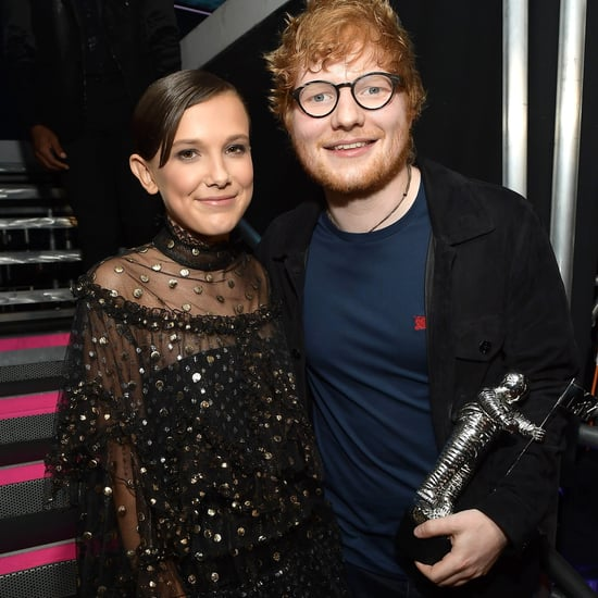Ed Sheeran With Other Celebrities | Pictures