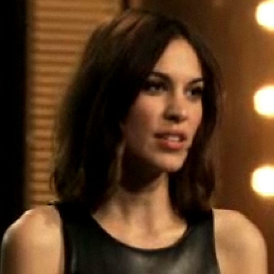 Alexa Chung TV Show 24 Hour Catwalk Trailer [Video]