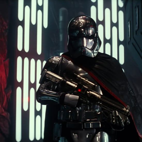 Does Captain Phasma Die in Star Wars: The Last Jedi?