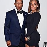 Ludacris and Eudoxie Agnan