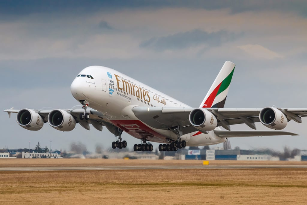 Emirates 32nd Birthday