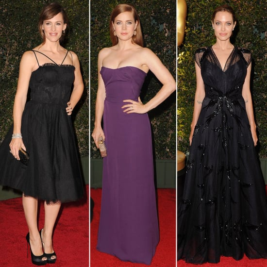Is Angelina Jolie's Oscar-Worthy Gown The Night's Best?