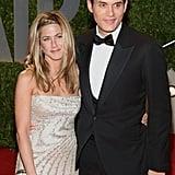 Jennifer Aniston and John Mayer in 2009