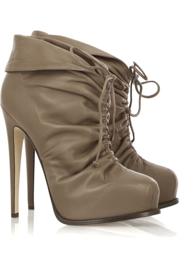 Brian Atwood|Miri leather ankle boots|NET-A-PORTER.COM