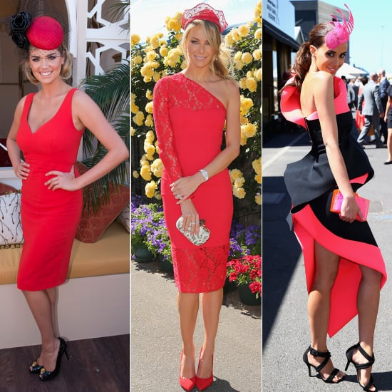 Melbourne Cup Fashion 2013