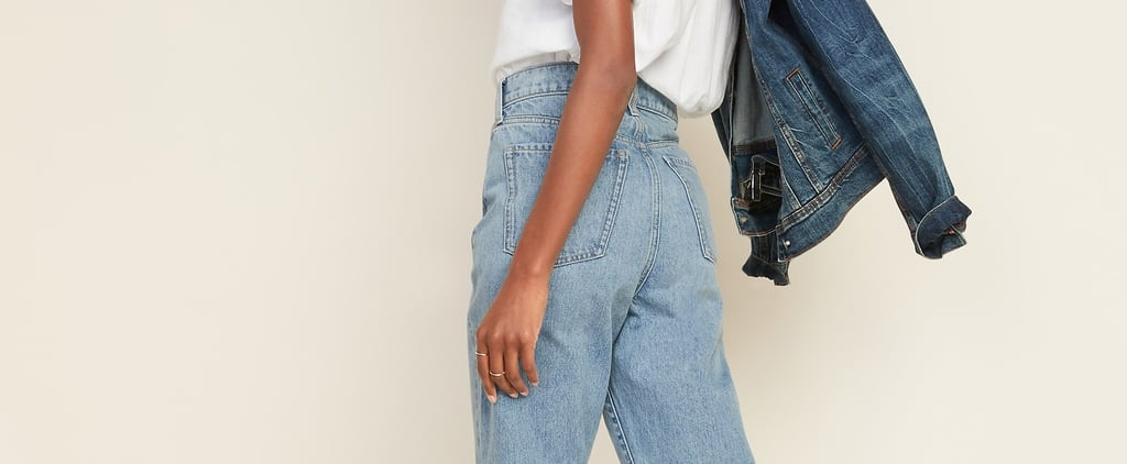 Best High-Waisted Jeans From Old Navy | Editor Review