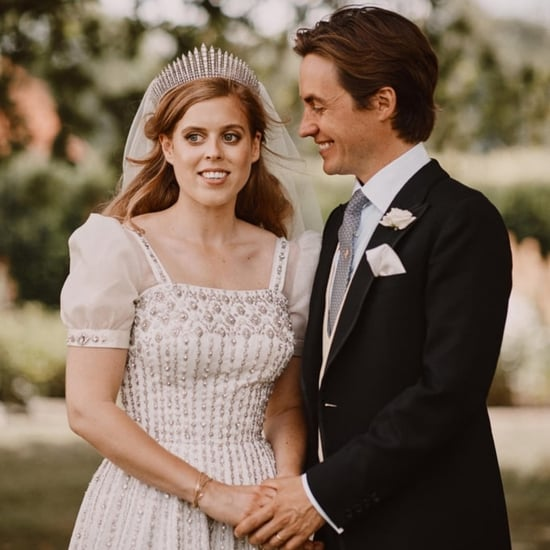 Princess Beatrice's Wedding Look Was Inspired by Her Mom
