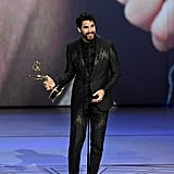 Darren Criss at the 2018 Emmys