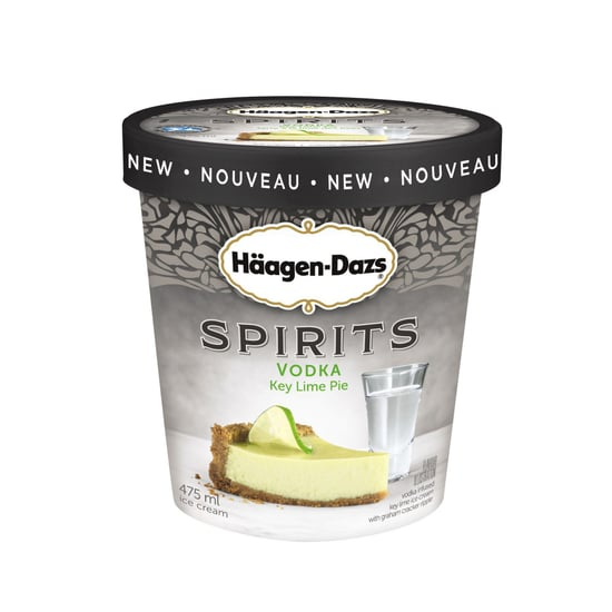 Where to Buy Boozy Haagen-Dazs Ice Cream