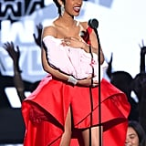 Cardi B at the 2018 MTV VMAs
