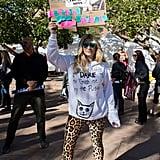 Women's March Kesha