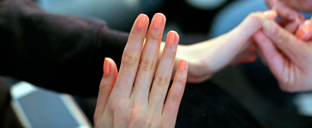 LBK Nail Polish Has Tip That Lets You Swatch Color