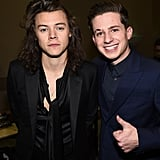 Harry Styles and Charlie Puth