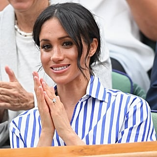Meghan Markle Outfit at Wimbledon 2018