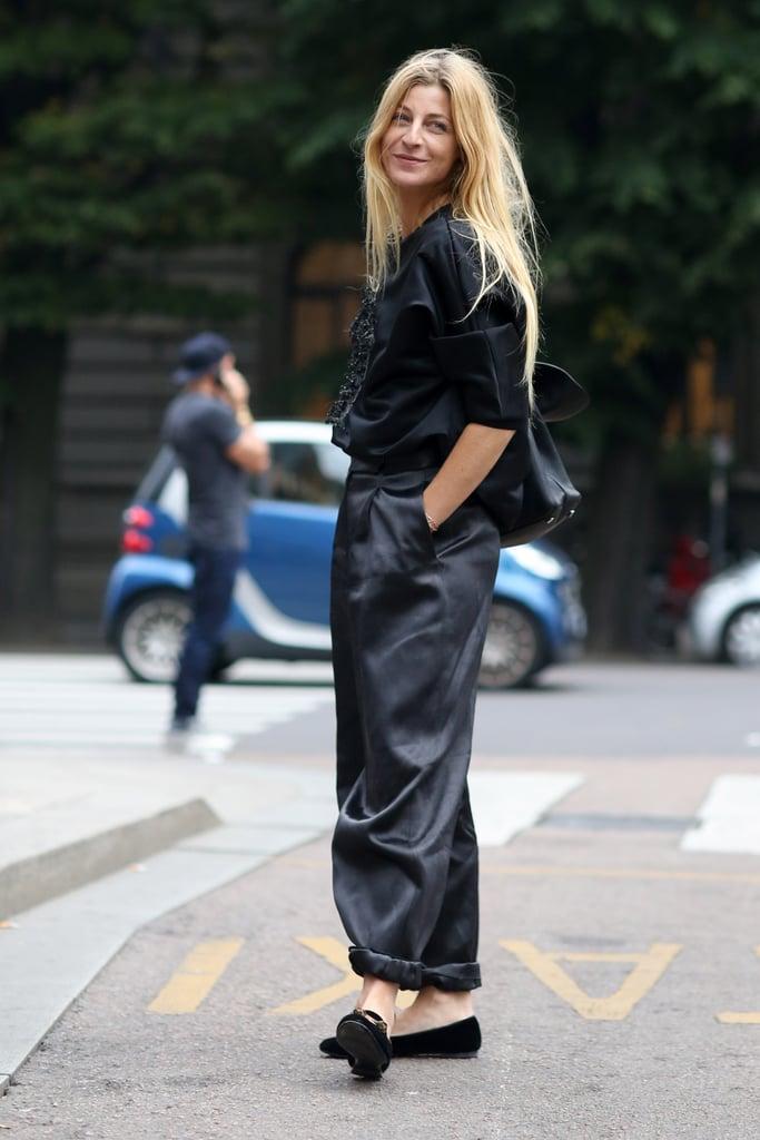 MFW Street Style Day 2