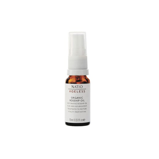 Ageless Certified Organic Rosehip Oil, $19.95