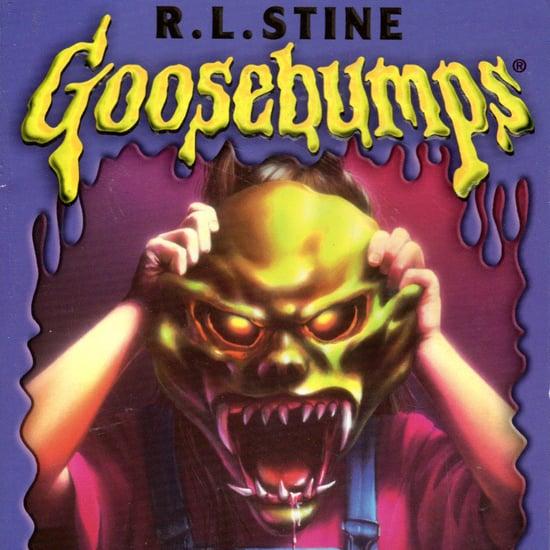 R.L. Stine Interview About Goosebumps