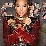 Ciara as Black Panther's Nakia Halloween Costume 2018