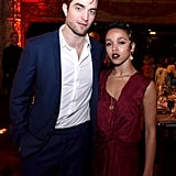 Robert Pattinson and FKA Twigs Make a Rare Yet Lovely Appearance in LA