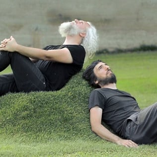 This Lawn Chair Grows Right Out of The Ground