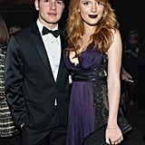 Pictured: Bella Thorne and Gregg Sulkin
