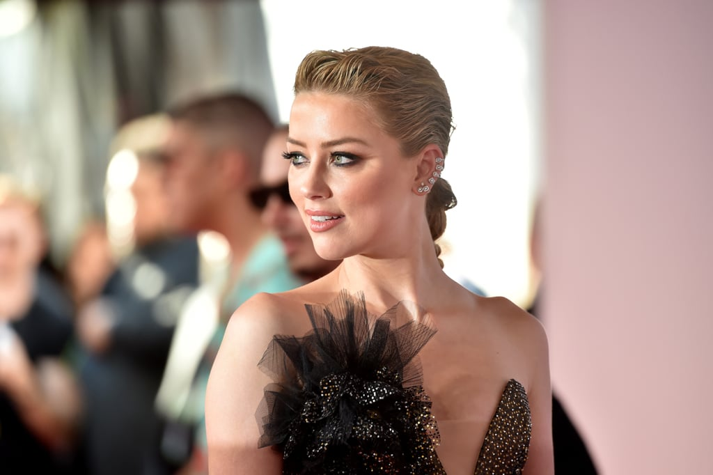 Pictured: Amber Heard