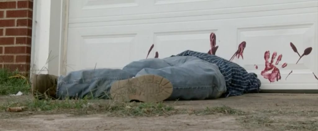 The Decapitated Body Isn't What Surprised Neighbors About This Gory Scene