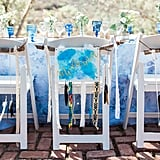 This Serene Watercolor Baby Shower Will Take Your Breath Away