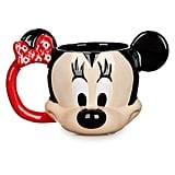 Minnie Mouse Mug and Spoon