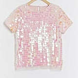 Belaflore Sequinned Top